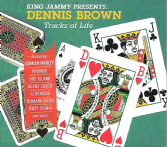 Dennis Brown - King Jammy Presents Dennis Brown: Tracks Of Life (Greensleeves) CD
